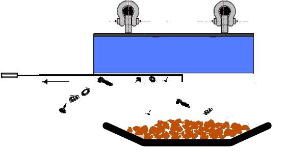 схема работы подвесной магнитной плиты