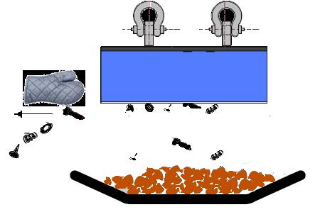подвесные магнитные плиты