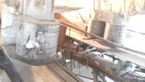 Электромагнитный подвесной железоотделитель