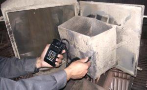 проверка магнитного сепаратора замеры магнитной индукции замеры магнитного поля