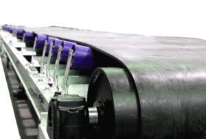 Ленточный конвейер для тяжелых материалов