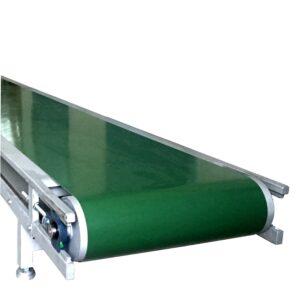 Ленточный конвейер для средних и легких материалов